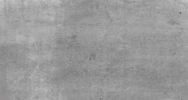 Graue Betonwand, dunkelgrau, Zementwand, Hintergrund, Textur, strukturierte Wand – Foto