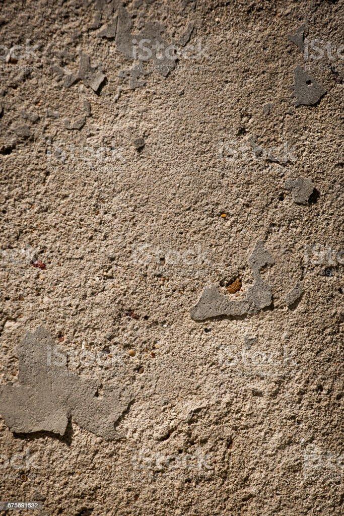 Grey concrete wall royalty-free stock photo