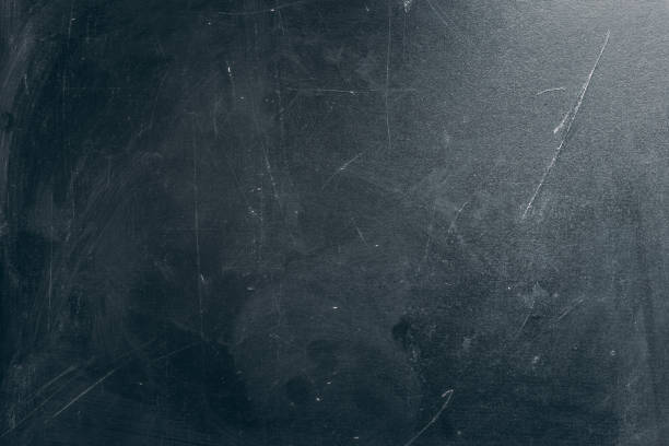 Grey grunge metal table textured wall background stock photo