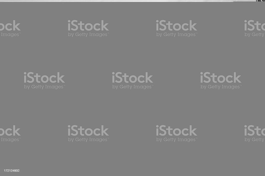 Grey, horizontal and blank background royalty-free stock photo
