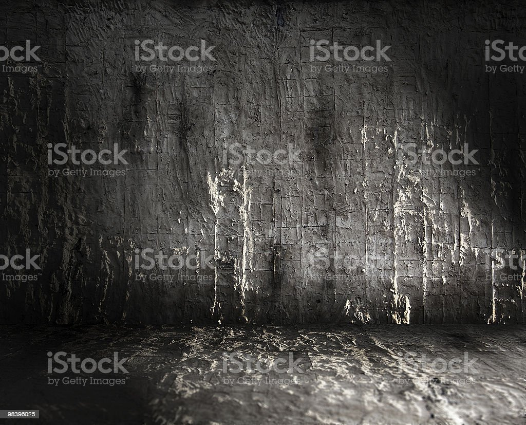 grey interior royalty-free stock photo