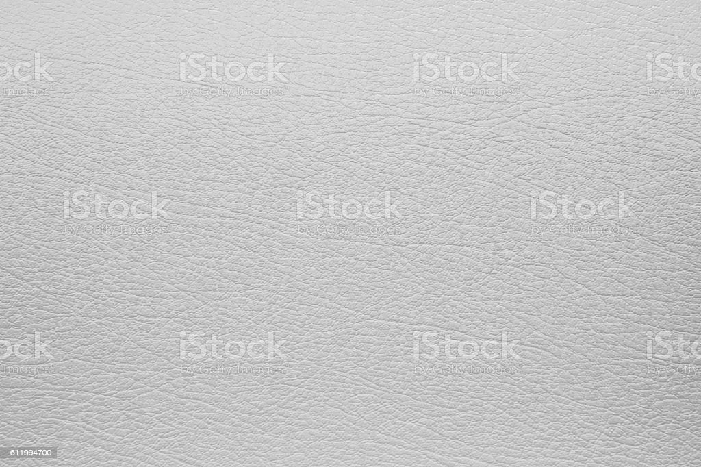 Grey leather texture, background stock photo