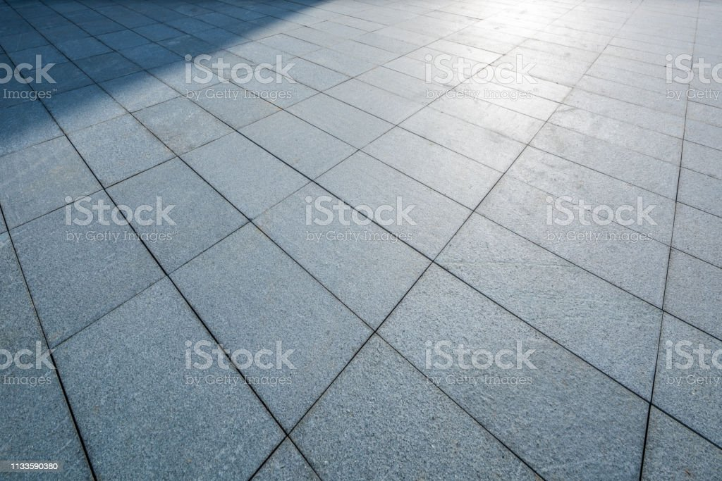 Grey Marble Floor Tiles On Garden Square In Residential Areasidewalk Driveway Pavers Pavement In Vintage Design Flooring Square Pattern Texture Background Stock Photo Download Image Now Istock