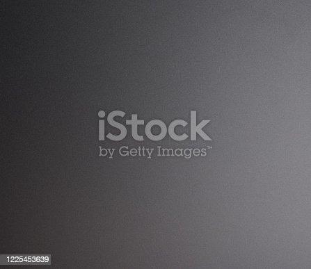 Grey metallic texture surface macro close up view