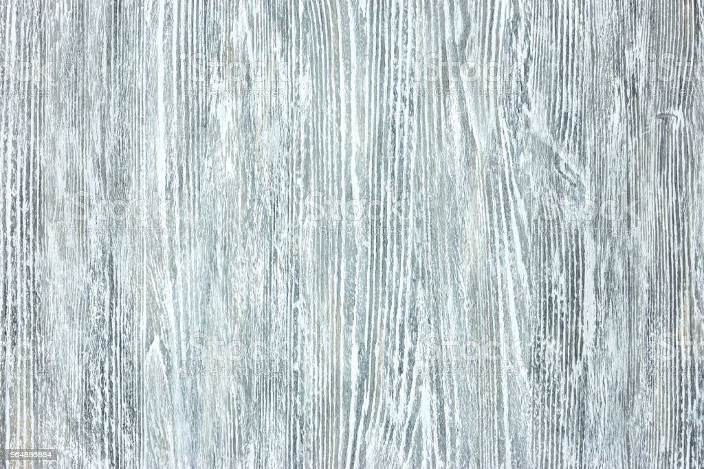 grey painted wooden board with natural pattern royalty-free stock photo