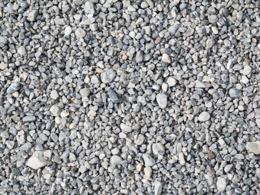 Grey Pebbles Background stock photo