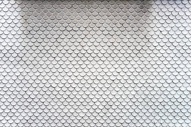 Grau Maßstab Fliesen Textur – Foto