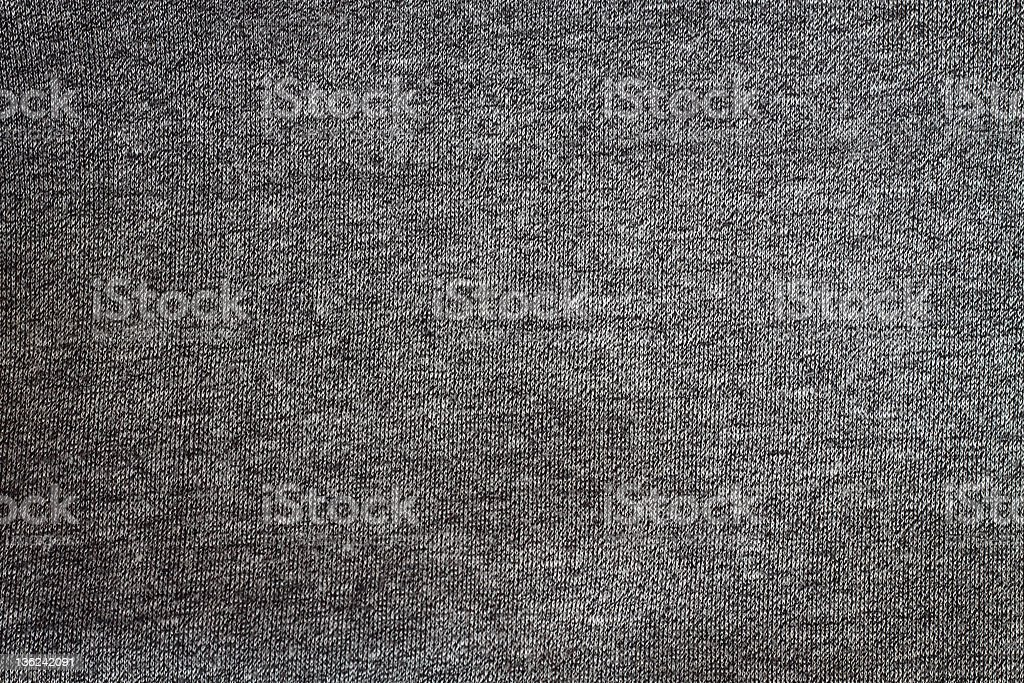 Grey Seamless Fabric royalty-free stock photo