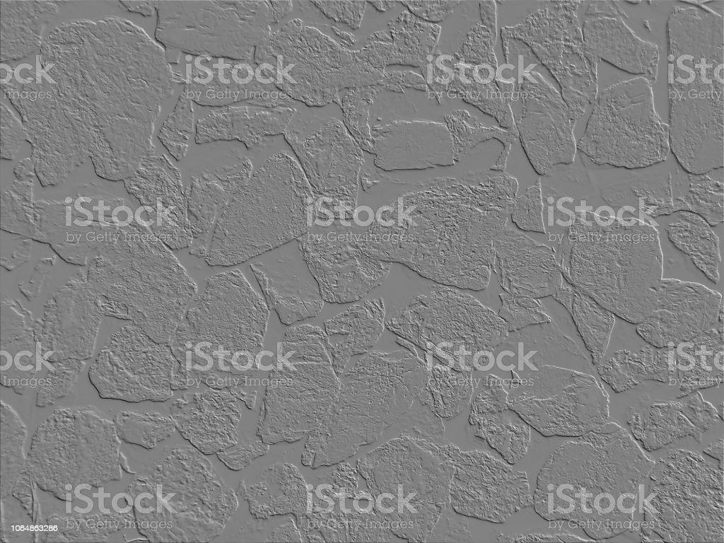 Grauen Stein Wandbild, Hintergrund, Wallpaper – Foto