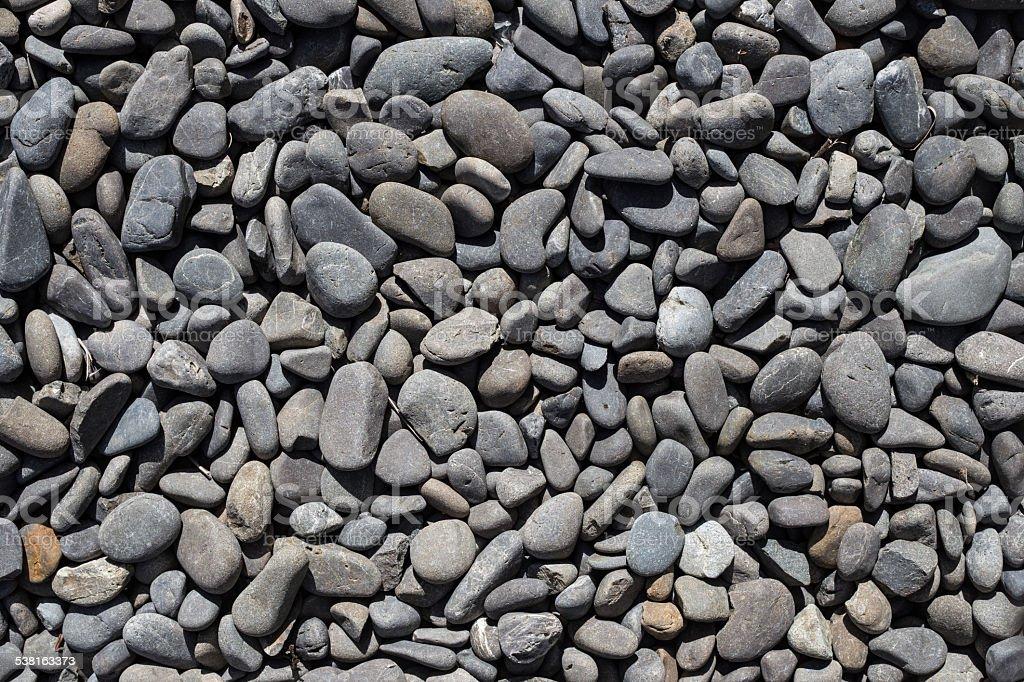 Grey stones texture background stock photo