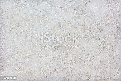 Grey texture decorative background Venetian stucco
