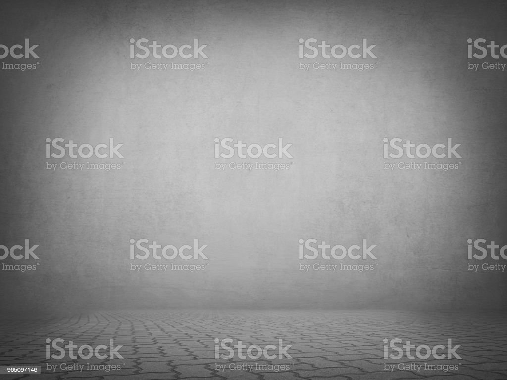 grey wall background zbiór zdjęć royalty-free