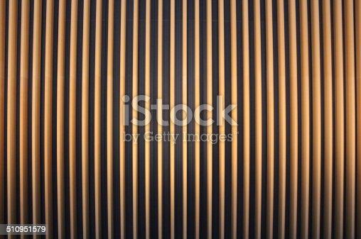 Wooden Bar Grid Background