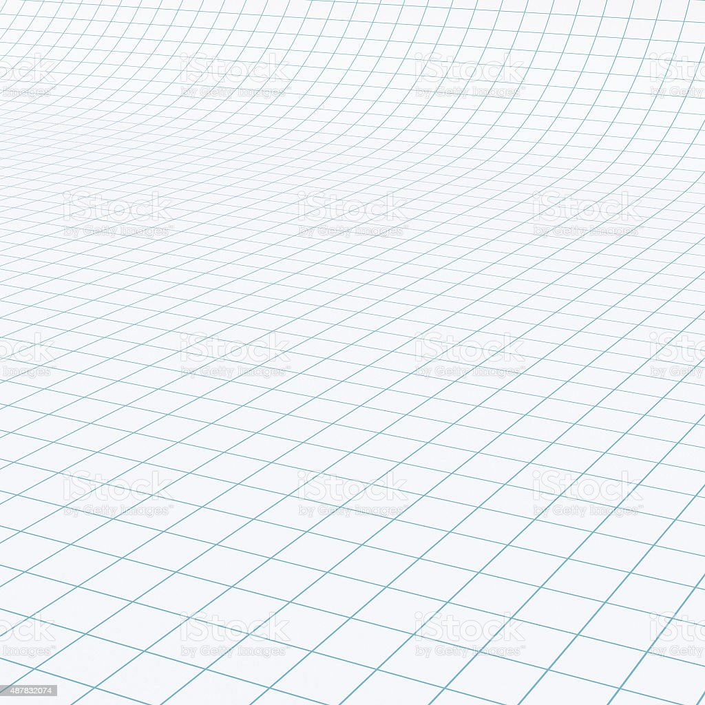 Grid paper stock photo