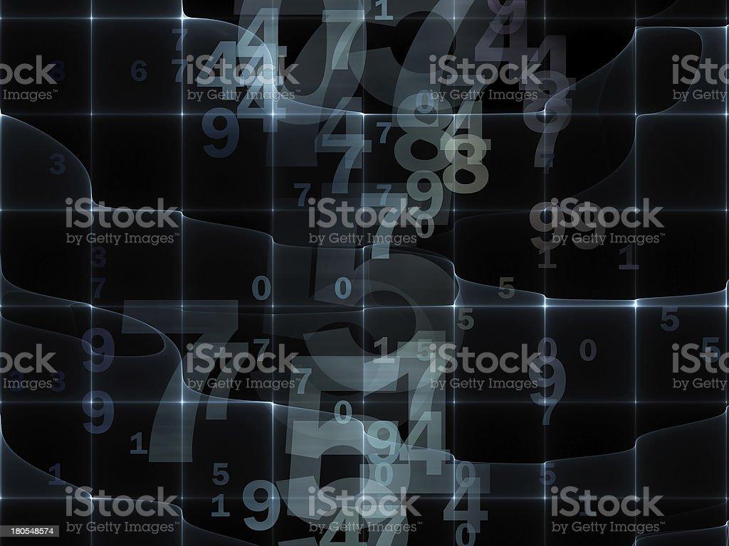 Grid Technologies royalty-free stock photo