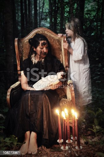 istock Grieving 108273961