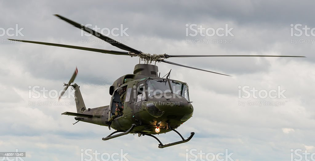 CDH-146 Griffon Helicopter stock photo