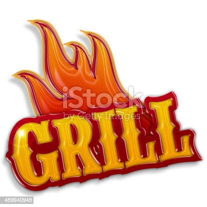istock grill label 459940945