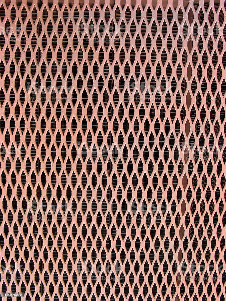 Grill Pattern stock photo