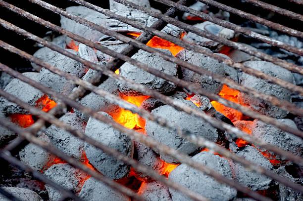 BBQ Grill stock photo