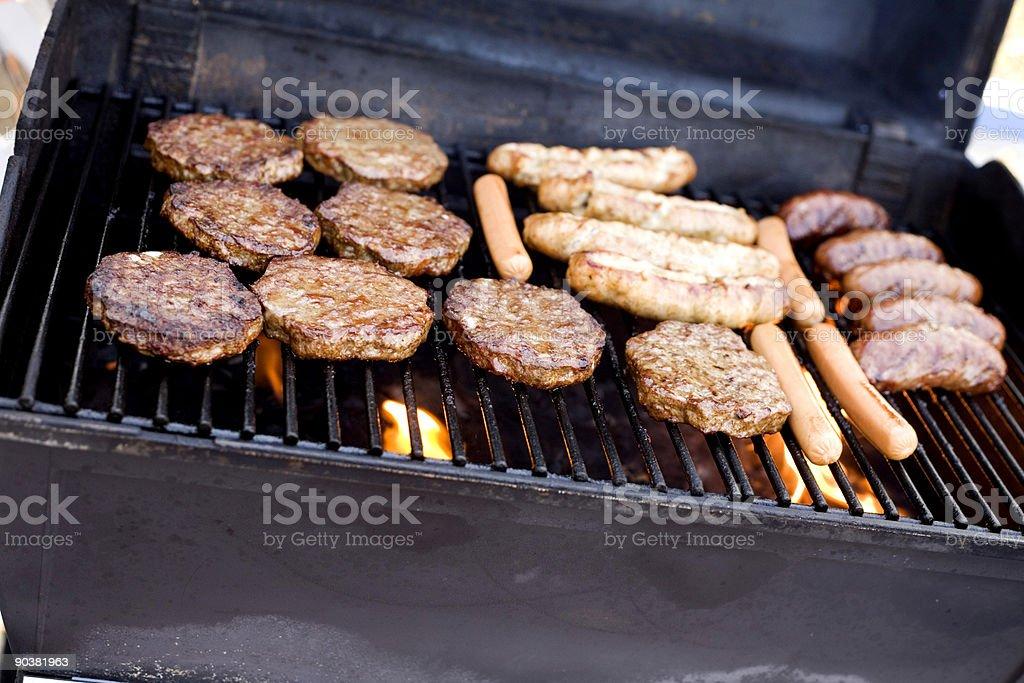 Barbecue grill - Photo