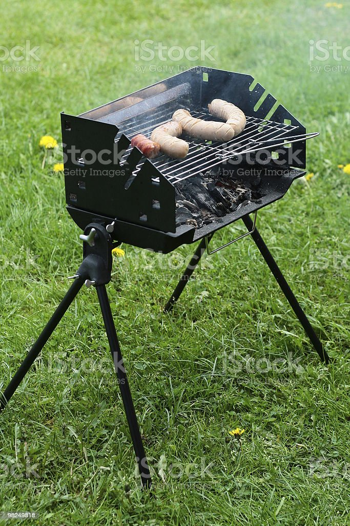 grill foto stock royalty-free