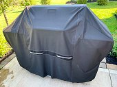 istock Grill with black cover 1264861855