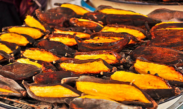 Banana grelhado (Thai