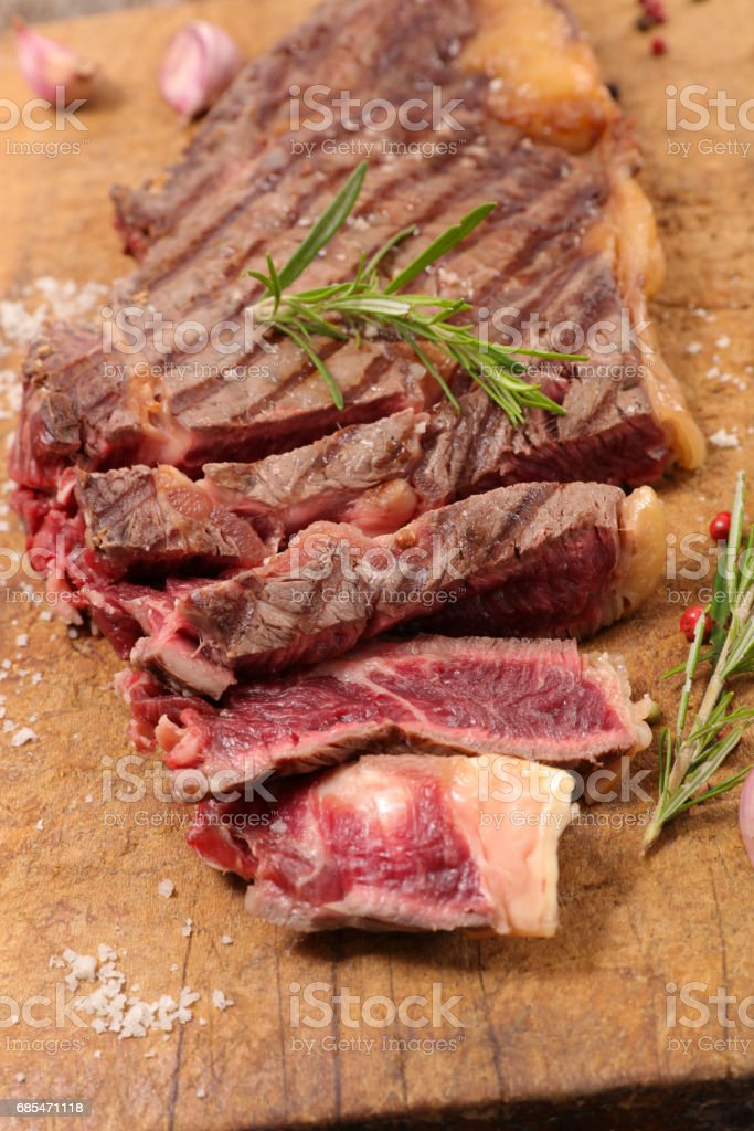 grilled beef foto de stock royalty-free