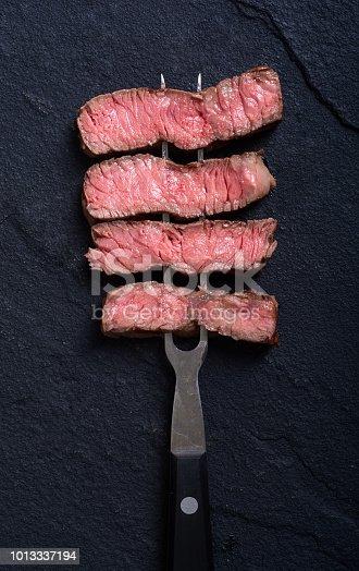 istock Grilled beef steak ribeye 1013337194