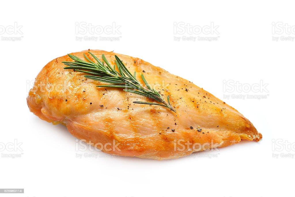 Blanc de poulet grillé - Photo
