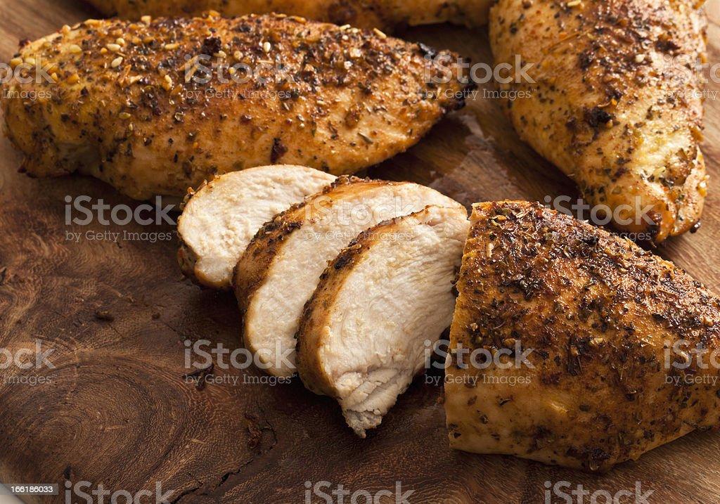 Poitrine de poulet grillé - Photo