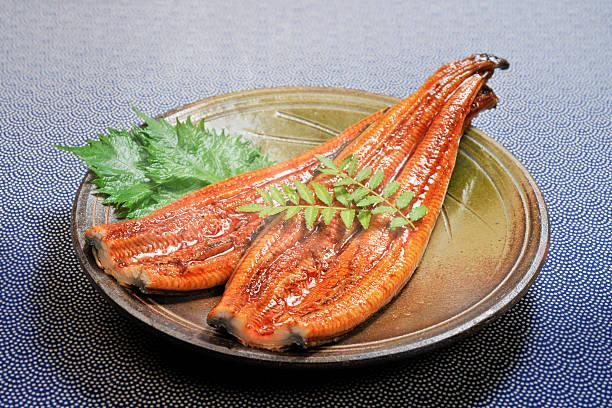 Anguille grillé - Photo