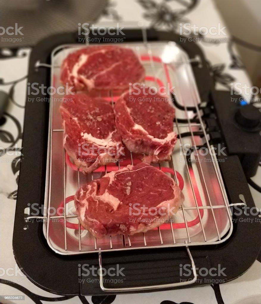 grilled meat zbiór zdjęć royalty-free