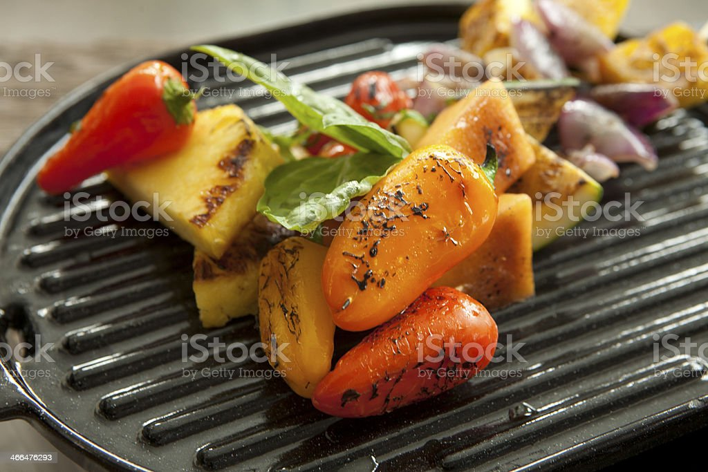 Grilled Peppers​​​ foto