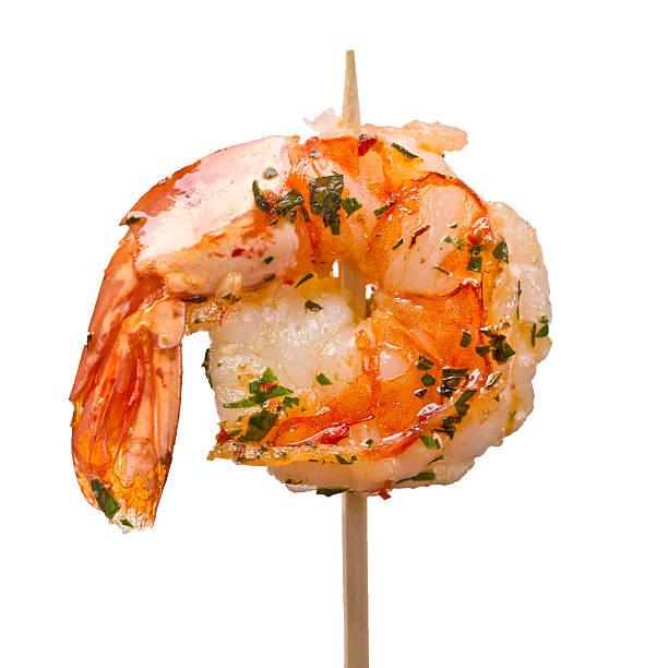 Gegrillte Shrimps – Foto