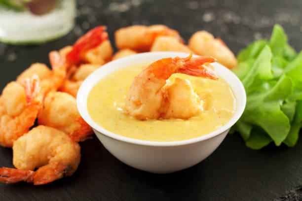 Grilled shrimps with dipping sauce picture id945344348?b=1&k=6&m=945344348&s=612x612&w=0&h=gvsab5tnnm6b51r0fnlcz5g12qkkunvupwebbnfc1 m=