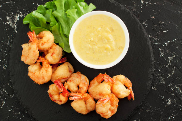 Grilled shrimps with dipping sauce picture id945344372?b=1&k=6&m=945344372&s=612x612&w=0&h=cxvxb94um q cvd6gqn8qbmnmo4zbwp7gi q3n5dgyw=