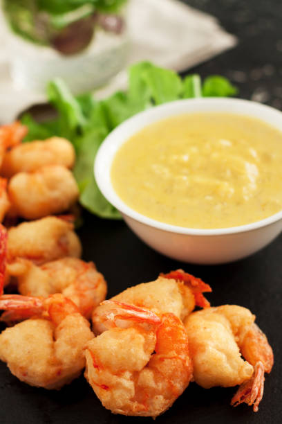 Grilled shrimps with dipping sauce picture id945344380?b=1&k=6&m=945344380&s=612x612&w=0&h=atczihfqzb517nhk0ulkyy ievole7qj2hymfb8jnqo=