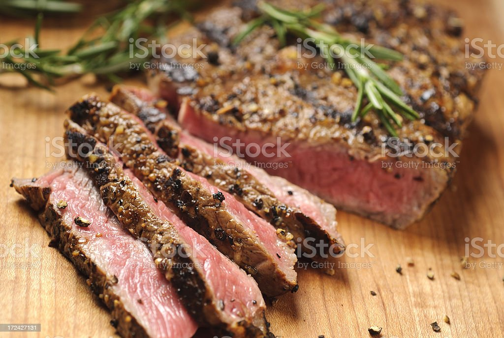 Gegrilltes Steak – Foto