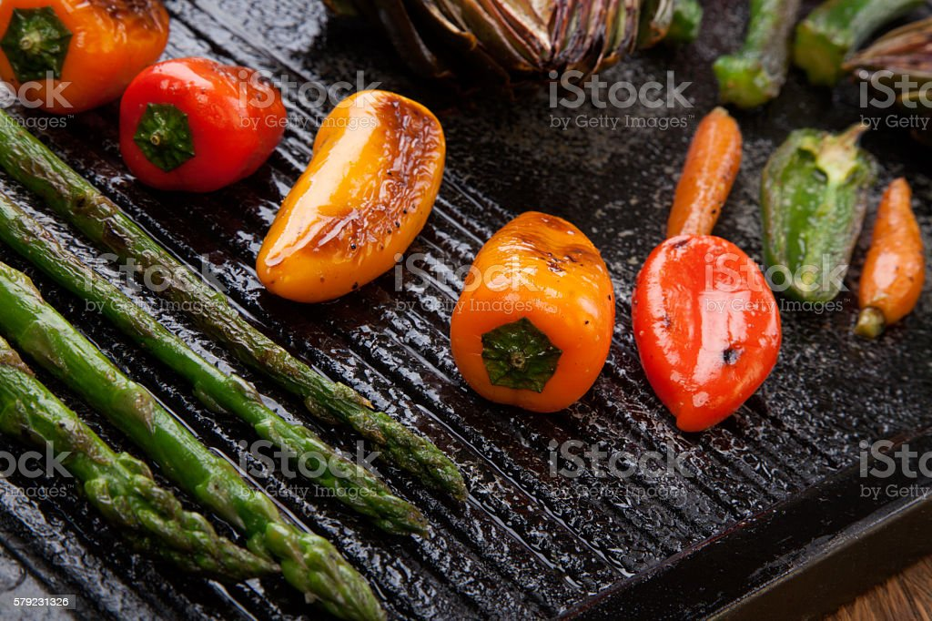 Grilled Vegetables​​​ foto