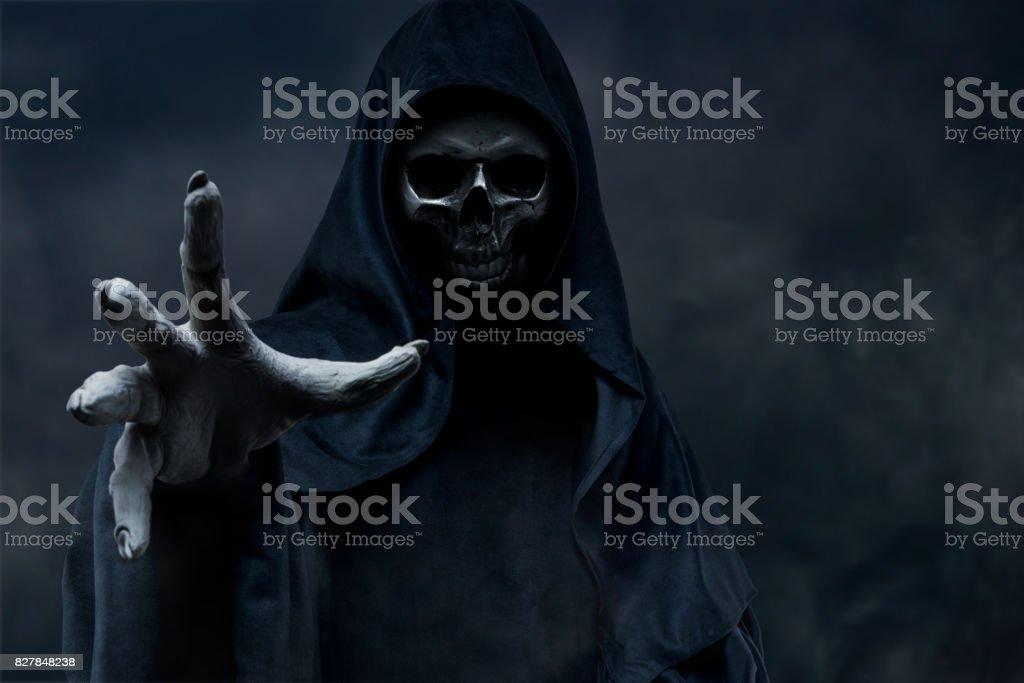 Grim Reaper - foto de acervo