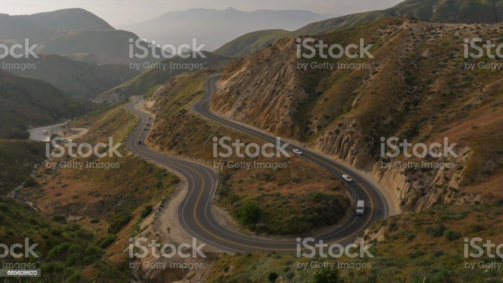 Grimes Canyon California 4k stock photo