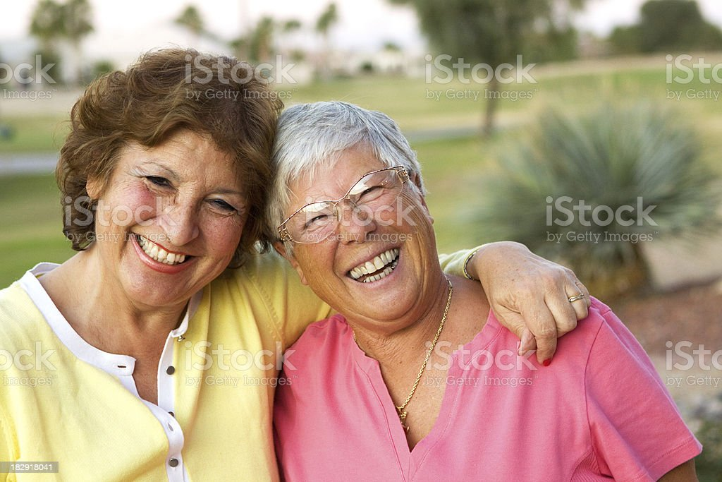 Grin & Giggles stock photo