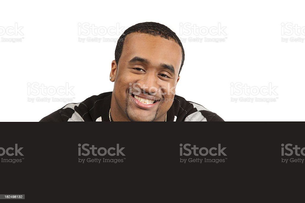 Grin royalty-free stock photo