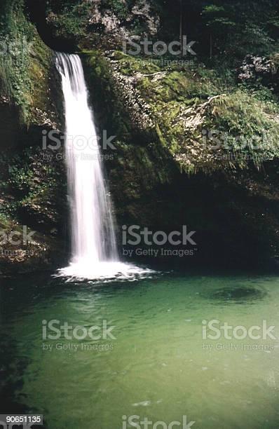 Grmecica waterfall