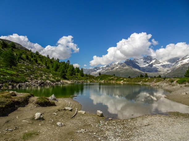 Grünsee Zermatt Switzerland - Photo
