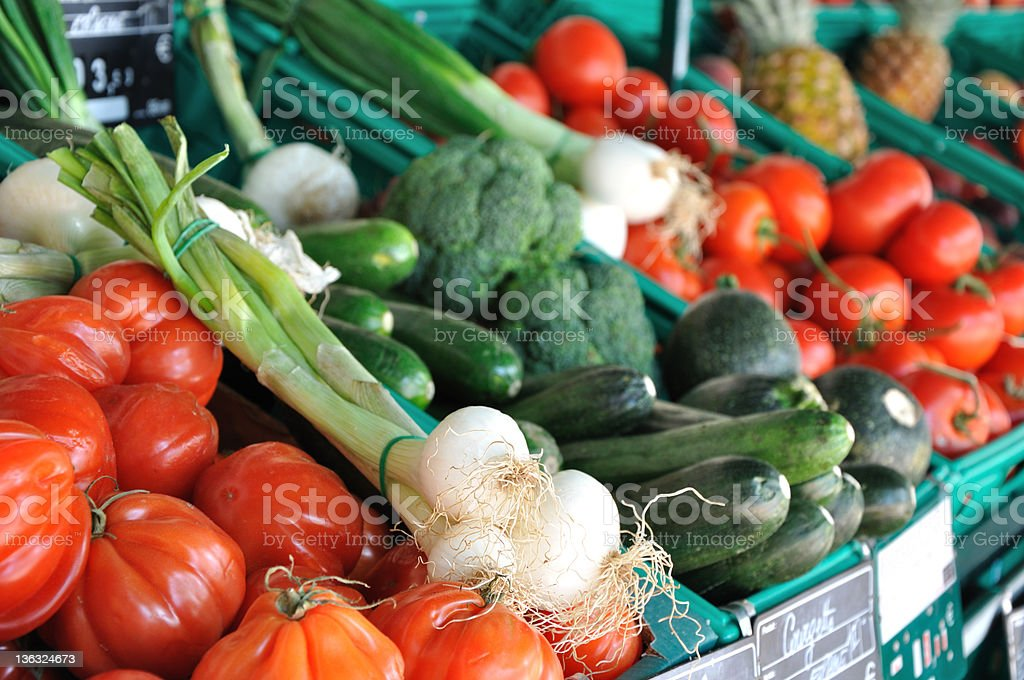 Grocery royalty-free stock photo