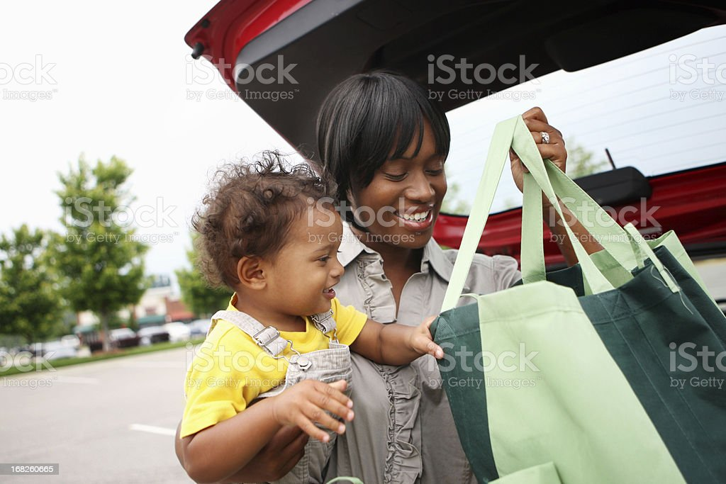Service d'achat de denrées alimentaires - Photo