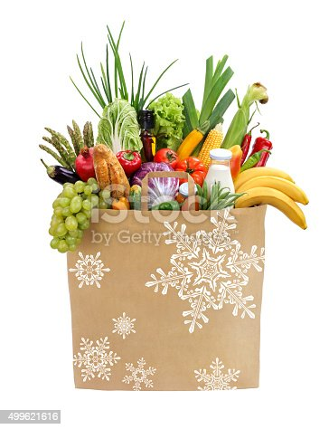 istock Grocery shopping trends 499621616